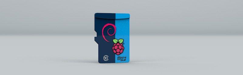 Raspbian sur Raspberry : préparation de la carte mémoire
