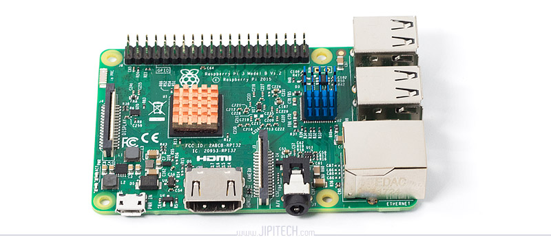 Carte Raspberry pi 3