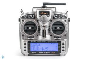 Taranis X9D Plus de FrSky : présentation