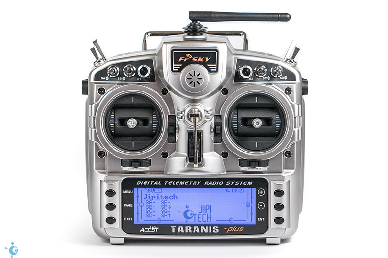 Émetteur FrSky Taranis X9D Plus